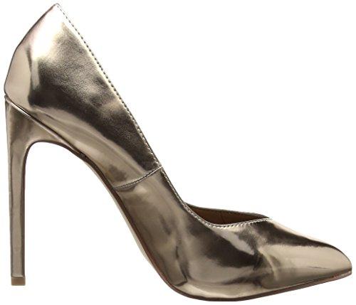 Scarpe rose Tacco Oro Pump Gold Donna Steve Madden Con Walts tS6w46
