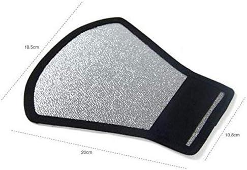Universal DSLR Camera Flash Speedlite Diffuser Silver//White Reflector Board Softbox Soft Light for Photo Taking