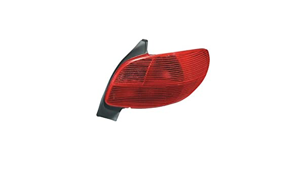 Marelli Off Side Right Drivers Side Rear Lamp Bulb Holder 206 1998-On