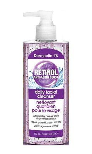 Dermactin-TS Retinol Daily Facial Cleanser