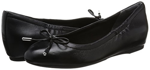 Ballerines Wedge black Rockport Motion Noir Bout Fermé Total Hidden 20mm Ballet Femme PqtfwYtRx