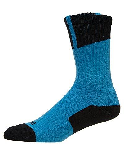 Jordan Schwarz Socken Fit Crew Blau Dri Herren 1qd6q