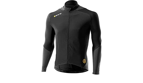 Skins C400 Men s Thermal Compression Long-sleeve Cycling Jersey Medium Black  by Skins  Amazon.ca  Sports   Outdoors 35e65f2cf