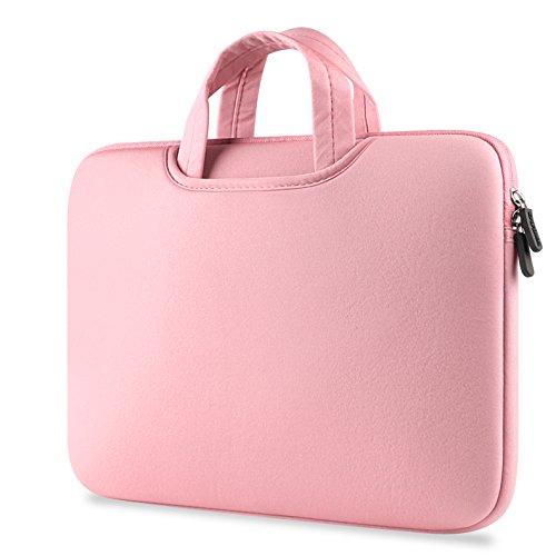 Crisant Estilo Sencillo Sleeve Funda para ordenador portátil 11-11.6 inch,Soft cotton ligero Computer Bag / Bolso / Laptop Briefcases Cover Pour Apple Macbook Air 11.6'' / Macebook Retina 12.0'' / Asu