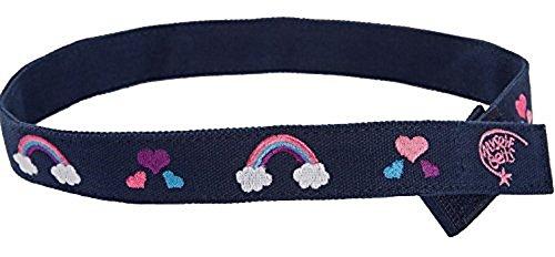 Myself Belts the Belt Kids Can Fasten Themselves! Rainbow (Medium)
