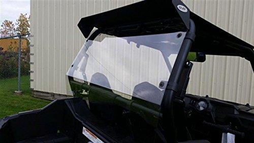 Ranger XP 570//900 Full Size Cab Back//Dust Stopper
