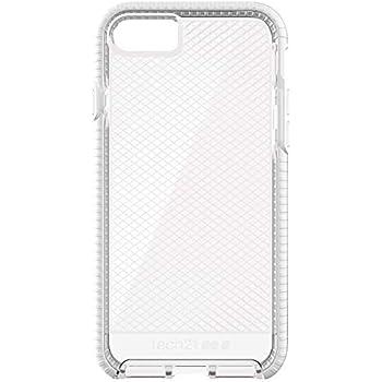 sale retailer d7624 e79a1 Tech21 Evo Check Case for Apple iPhone 7 Plus - Clear/White.