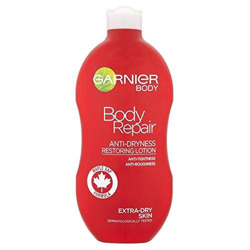 Garnier Skin Naturals Body Repair Restoring Moisturiser Extra Dry Skin (400ml)