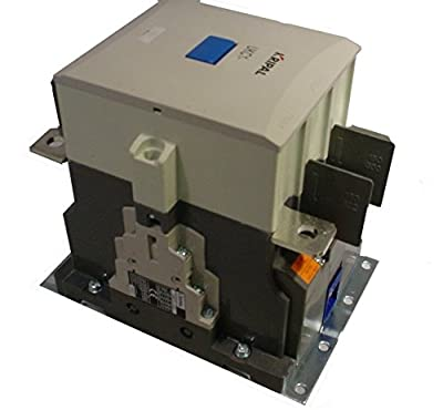 Kripal/Yagi UKC1-180 Contactor 180 Amp 125 HP 3 Pole Relay 120V Coil Available New