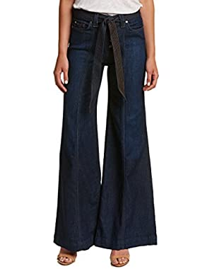 Seven For All Mankind Womens 7 For All Mankind Lux...