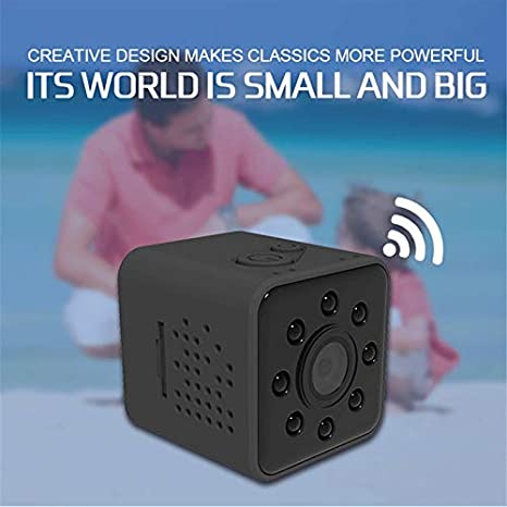 Amazon.com : sq23 WiFi Small Mini Camera cam hd 1080p Video Sensor Night Vision camrder Micro Cameras dvr Motion rerder pk sq13 : Camera & Photo