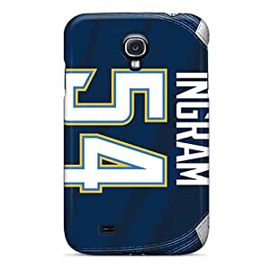 S4 Scratch-proof Protection Case Cover For Galaxy/ Hot San Diego Chargers Phone Case