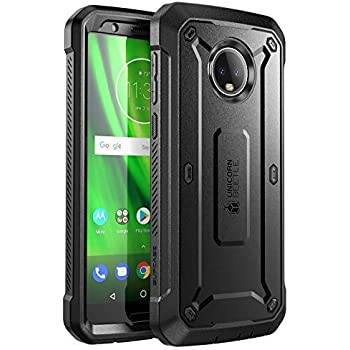 lowest price 80717 7ad91 Amazon.com: Moto G6 Rugged Case, Poetic Revolution [360 Degree ...