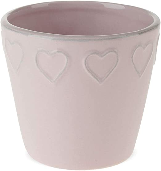 grau Blumentopf in 3 Größen erhältlich Keramik Pflanztopf // Übertopf Rosen