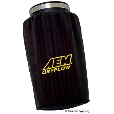 AEM 1-4001 Dry Flow Air Filter Wrap: Automotive