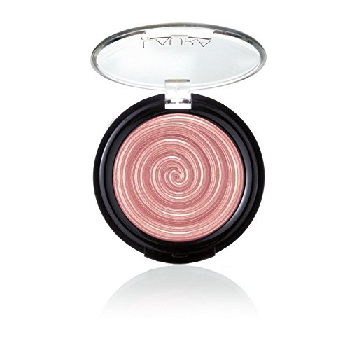 ローラゲラーニューヨーク焼きジェラートスワール照明 - 魅力的なピンク x2 - Laura Geller New York Baked Gelato Swirl Illuminator - Charming Pink (Pack of 2) [並行輸入品] B07255G6W2