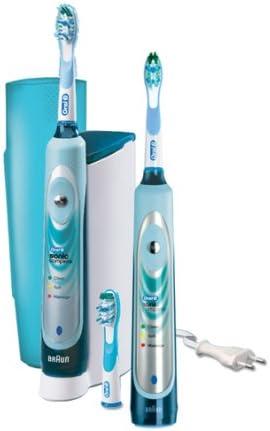Braun Oral B Sonic Complete DLX Elektrische Schallzahnbürste mit zweiter Zahnbürste (limitierte Edition)