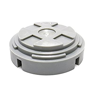 TMB Motorsports Single Extra Large Universal Polyurethane Floor Jack Pad Adapter: Automotive