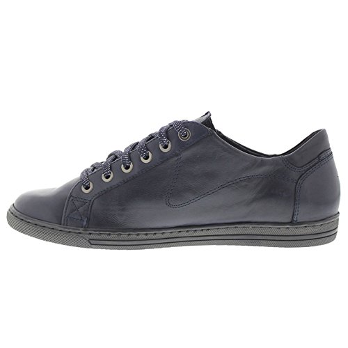 Mobils Mephisto Hawai Navy Shoes Leather Womens by qfqwvZ