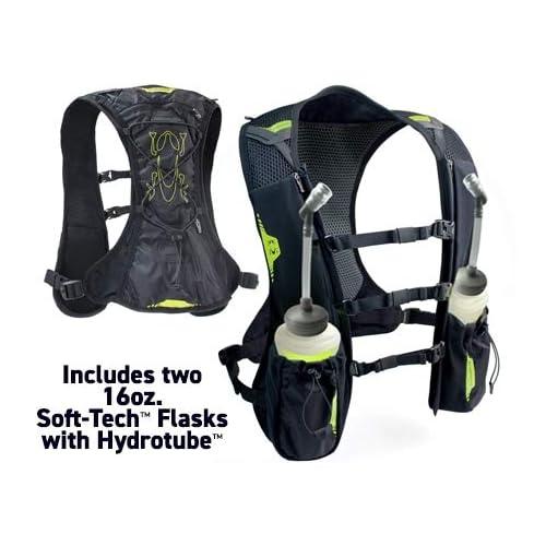 Image of Hydration Packs Amphipod Purerun Minimal Vest 16 oz Black Size 1