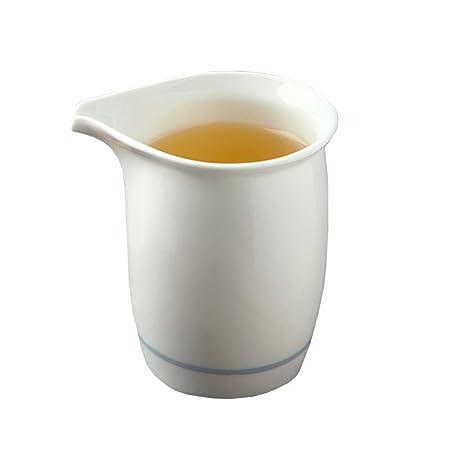 Jarra de porcelana para espumar té, café, leche, 200 ml ...