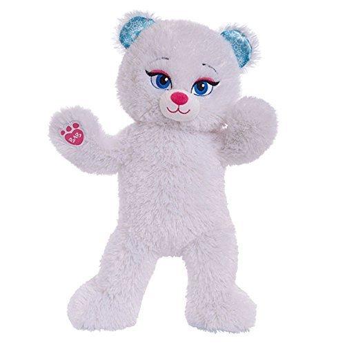 Build a Bear 17 Elsa Plush Bear by Disney's Frozen (Build A Bear Frozen Elsa)