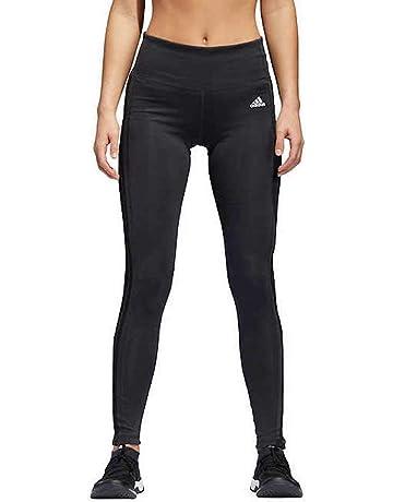 b23c6b1b255c adidas Womens 3 Stripe Active Tights Leggings