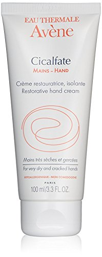 Eau Thermale Avène Cicalfate Hand Cream, 3.3 fl. oz. (Cold Cream Avene)