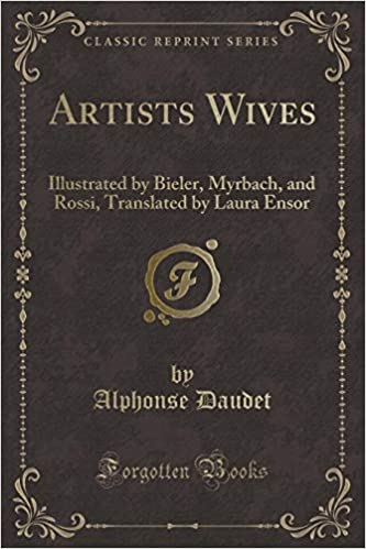 buy artists wives illustrated by bieler myrbach and rossi