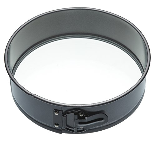Springform Cake Tin 25cm 10'' with Glass Base by Cooking Marvellous