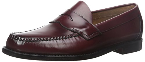 Gh Bas & Co. Heren Logan Penny Loafer Bordeaux
