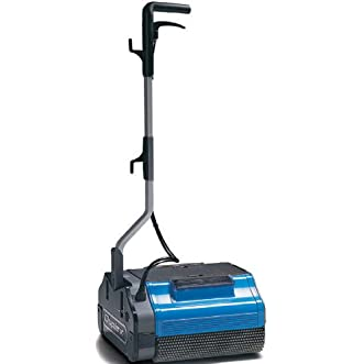 NaceCare DP340 Duplex Low Moisture Cleaning Hydrowasher, 11  Brush, 780 rpm, 1.1 Gallon Capacity, 1.3HP, 50  Power Cord Length