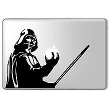 Darth Vader Star Wars MacBook Pro/ Air sticker decal vinyl skin design by Mac Tatt! Customize your Apple computer Laptop!