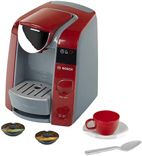 Theo Klein – Bosch Tassimo Coffee Maker Premium Toys For Kids Ages 3 Years & Up