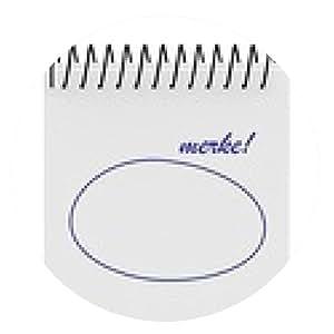 alfombrilla de ratón lista de bloqueo Bloc de notas - ronda - 20cm
