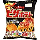 Calbee Pizza Potato 63g×12pc