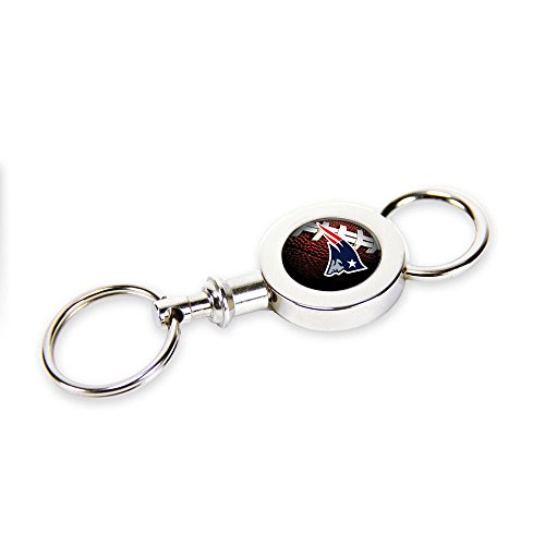 Rico Industries New England Quick Release Valet Key Chain