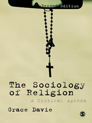 Download The Sociology of Religion: A Critical Agenda Pdf