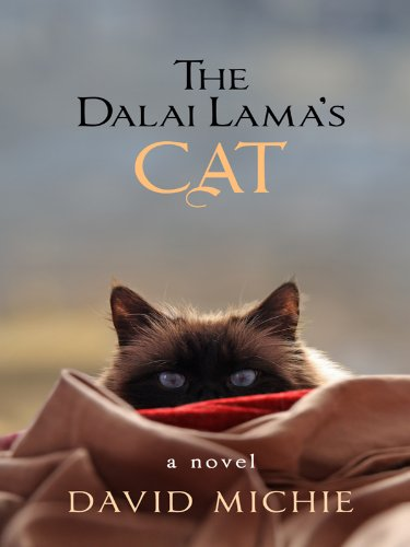 The Dalai Lama's Cat cover