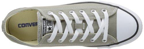 Sneaker Old Star Canvas OX unisex Silver Seasonal Converse adulto wIqZ0vq