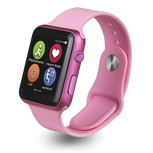 Stuff Enough Cortes Smartwatch Smartwatch Android iOS Rosa ...