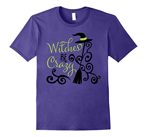 Mens Witches Be Crazy Popular Halloween Costume Idea Medium (Crazy Mens Halloween Costume Ideas)