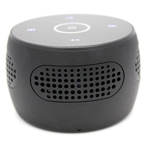 Lawmate Spycam Bluetooth Speaker Hidden Camera - PV-BT10I - With 32 GB Micro SD Card
