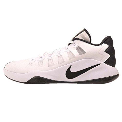sports shoes d4a7a a7ec7 Galleon - NIKE Men s Hyperdunk 2016 Low, White Black, 11.5 M US
