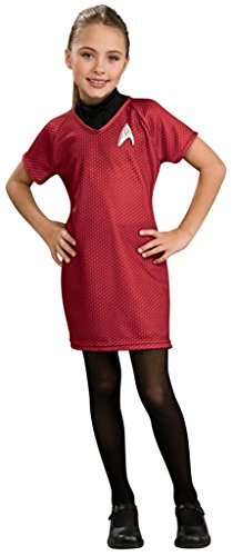 Rubie's Costume Kids Star Trek: Beyond Uhura Costume, Small -