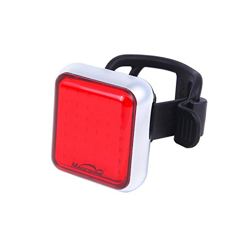 Magicshine Seemee 60 Bike Taillight 60 lumens max Output Bike Blinker Light, Small, Portable, Convenient USB Rechargeable Rear Bike Light 2018 New Bike Lights by Magicshine