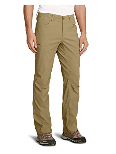 Eddie Bauer Men's Guide Pro Pants, Saddle Regular 36/34 ()