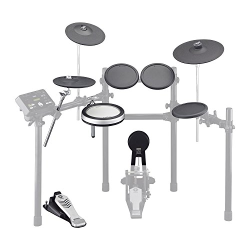 yamaha dtx522k 5 piece electronic drum set kit with