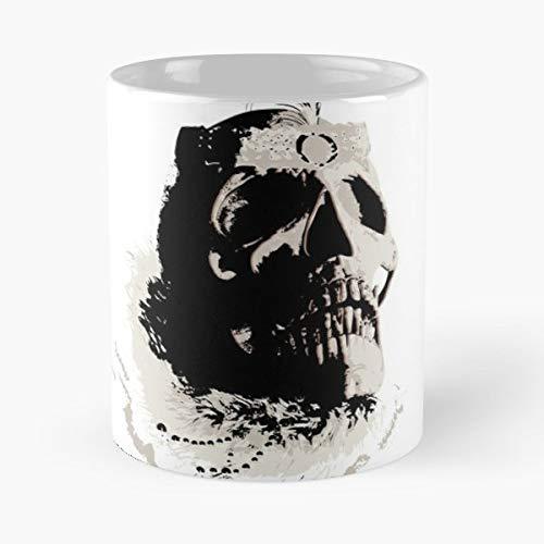 Skull Fun Funny 20s Mugs Best Gift