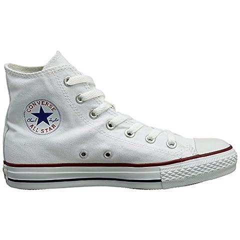Converse Chuck Taylor Sneaker - Optical White, 7 B(M) US